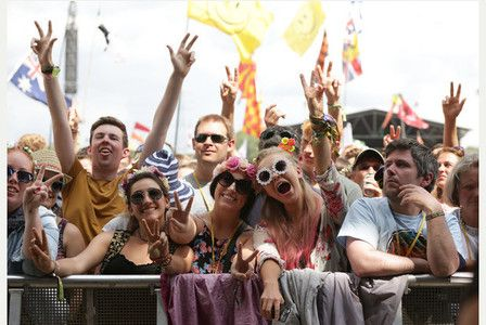 Glastonbury Festival 2015 - the latest dates, registration and line up info.