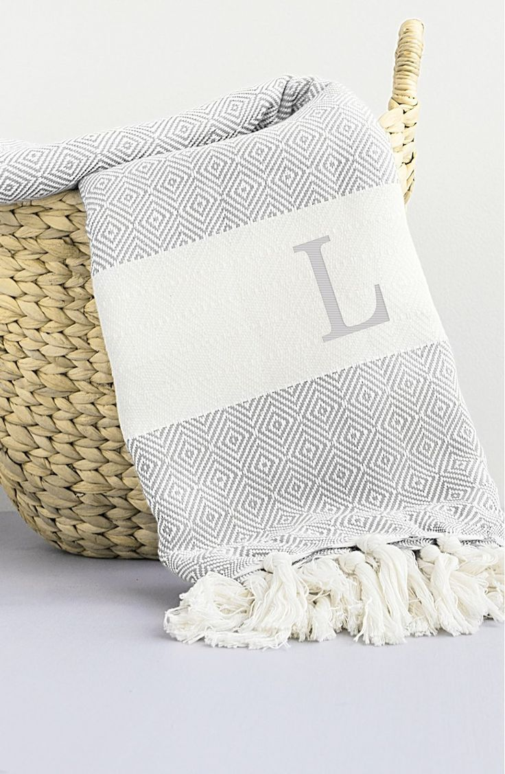 Loving this personalized throw blanket that is the perfect gift for friends and family no matter the occasion.