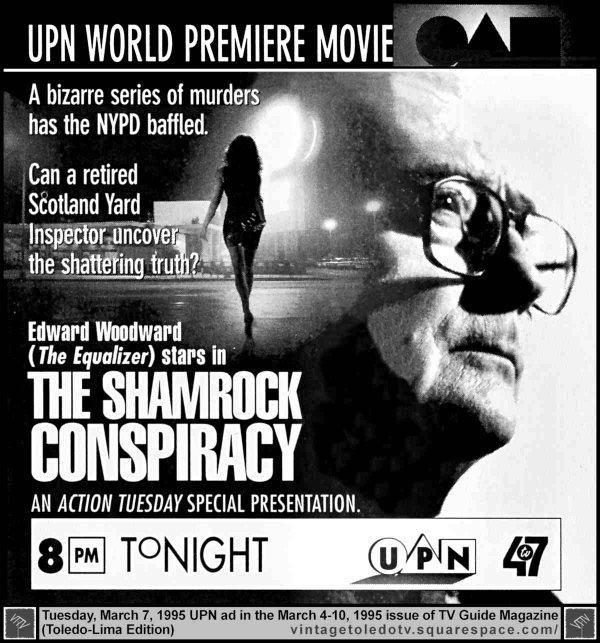 The Shamrock Conspiracy (TV Movie 1995)