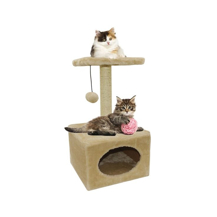 22'' Traditional Cat tree and Condo