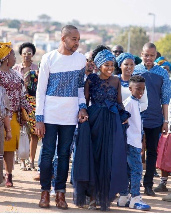 Traditional Wedding Dresses 2019 South Africa: Shweshwe Dresses For A Wedding 2019