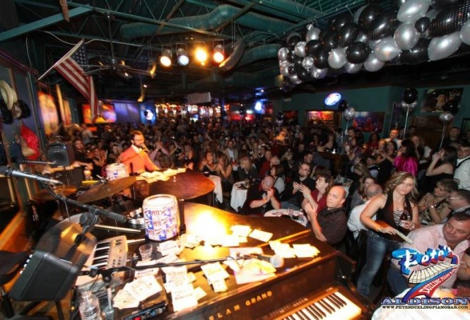 Pete's Dueling Piano Bar - Addison, TX