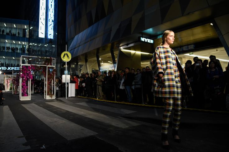 #MSFW Opening Night Image by Lucas Dawson Photography