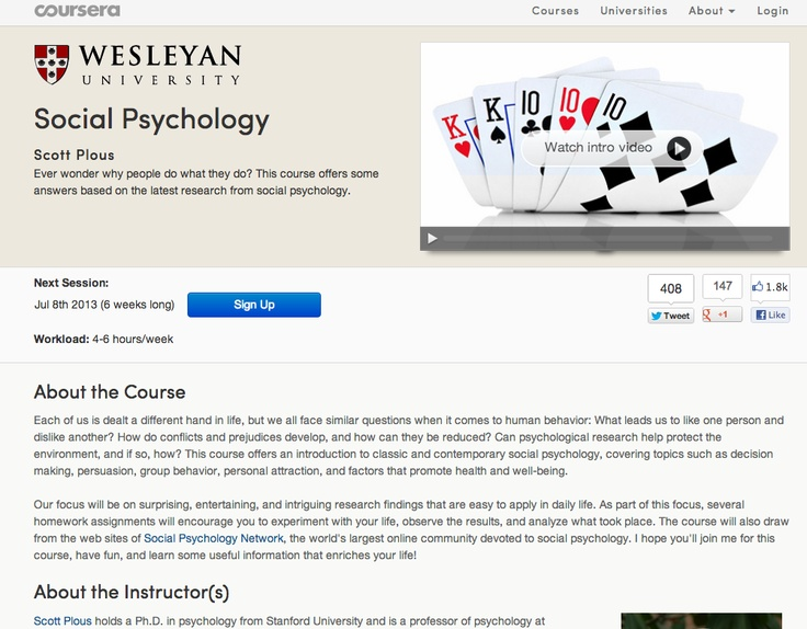exam 4 social psych Chapter 1 introducing social psychology presents an introduction to social psychology and the research methods in social psychology, chapter 2 social learning and social cognition presents the fundamental principles of social cognition, and chapter 3 social affect focuses on social affect.