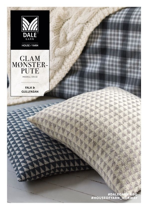 dg_335_10_glam_pute | knitted pillow | knitted interior | knitting pattern