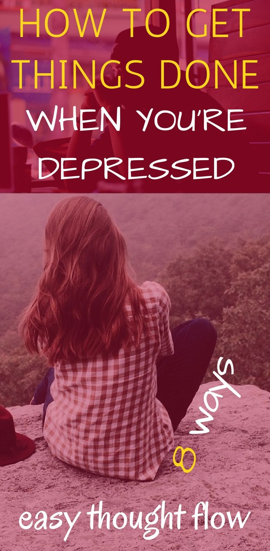 overcoming heartbreak and depression