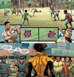 Komikus Marvel masukkan pesan Al Maidah 51 dan Aksi 212 di komik X-Men  JAKARTA (Arrahmah.com)  Komikus Indonesia Ardian Syaf memasukkan pesan semagat Aksi 212 dan Al-Maidah 51 di dalam komik Marvel berjudul X-Men Gold #1.  Al-Maidah 51 digambar di baju Colossus seorang tokoh X-Men yang sedang bermain baseball dengan tulisan QS 5:51.  Sementara Aksi 212 dimunculkan sebagai grafiti di dinding sebuah gedung saat Kitty Pryde menyerukan toleransi kepada sekelompok manusia.  Akibat perbuatannya…