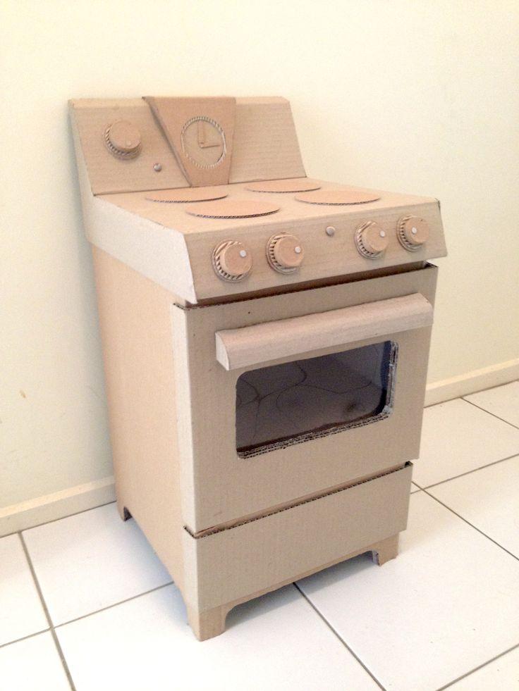 Cardboard Oven - Mumaroo More