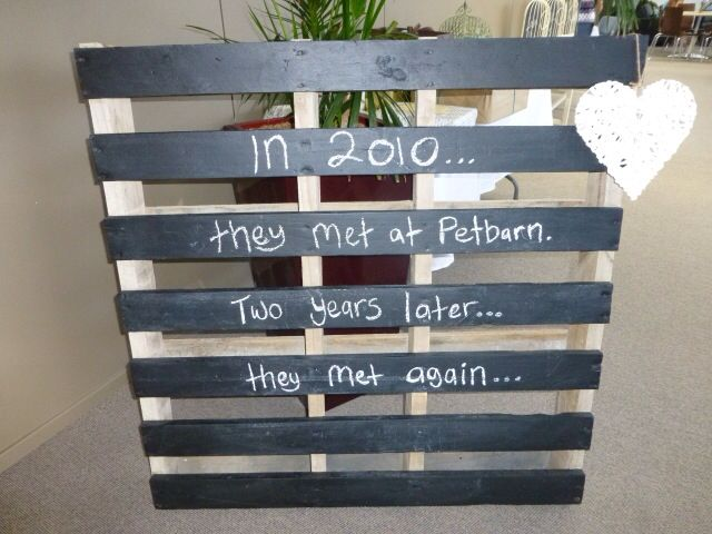 Love the blackboard pallet. Have used it so many times!!