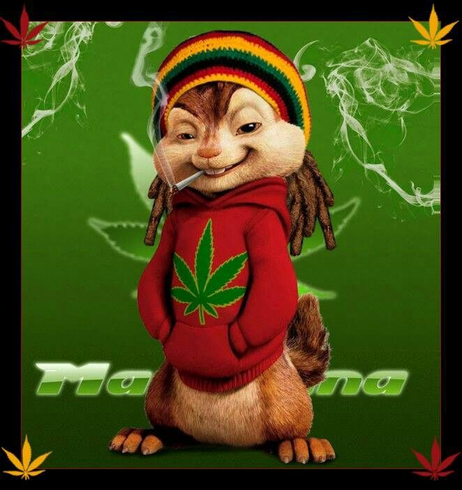 150 best cartoons love weed images on pinterest weed humor wallpapers and weed - Reggae girl wallpaper ...