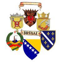 Skenirane nove knjige iz historije Bosne i Hercegovine u nasoj biblioteci