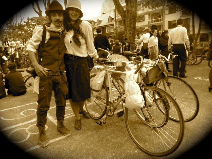 Amor y bicicletas