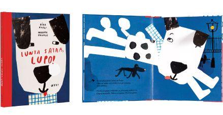 """""""Lunta sataa lupo"""" Written, illustrated, designed by Marika Maijala – Réka Király"""
