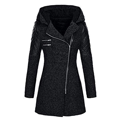 COPPEN Women Coat Warm Slim Jacket Thick Parka Winter Out