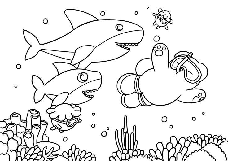 badanamu coloring pages - photo#13