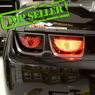 Camaro Sequential Tail Light & Turn Signal Kit (2 pre-wired harnesses) - fits all 2010, 2011, 2012, & 2013 Camaro SS, LS, LT, RS, and ZL1 mo...