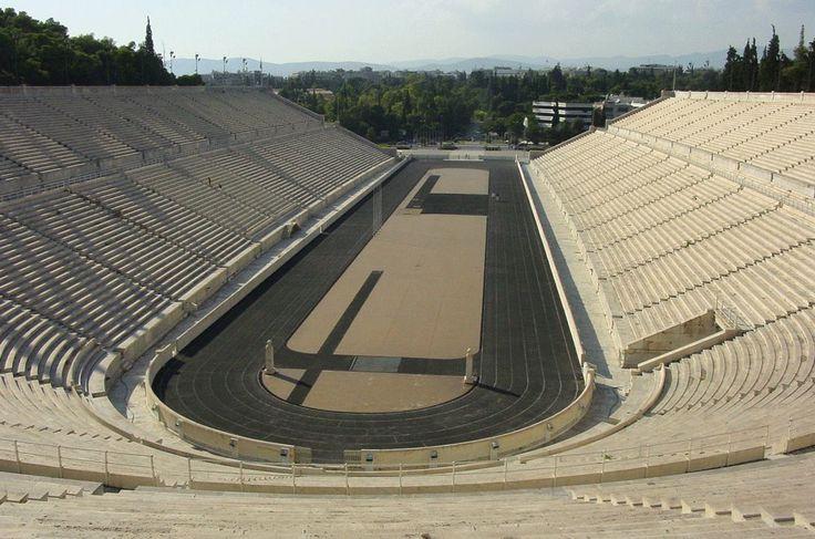 Panathinaikon Stadium..