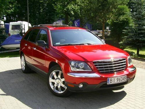 PolskaJazda » Wszystkie samochody » Chrysler » Chrysler Pacifica