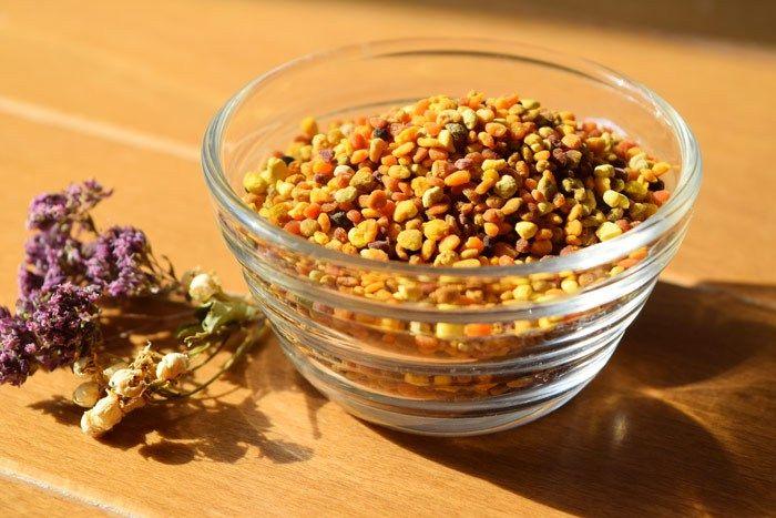 Cura-cu-polen-ajuta-la-o-scadere-sanatoasa-si-CONSTANTĂ-in-greutate