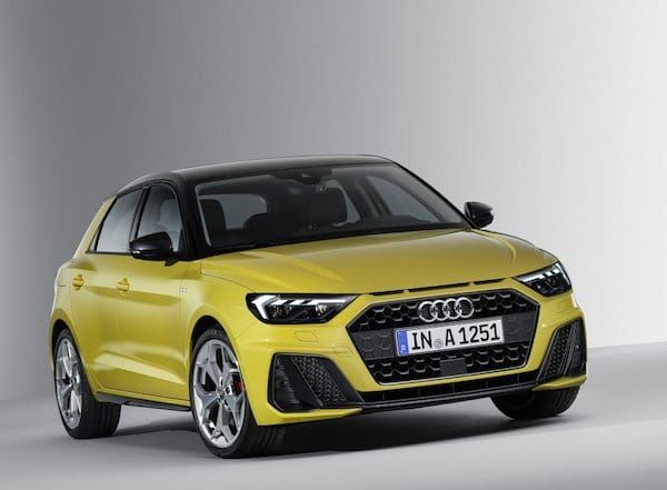 2019 Audi A1 Price Specs And Review Audi A1 Audi A1 Sportback