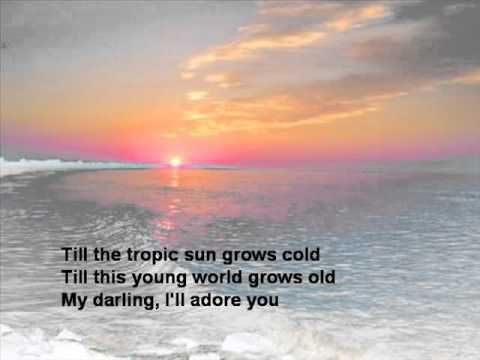 Till .... by the Vogues - YouTube