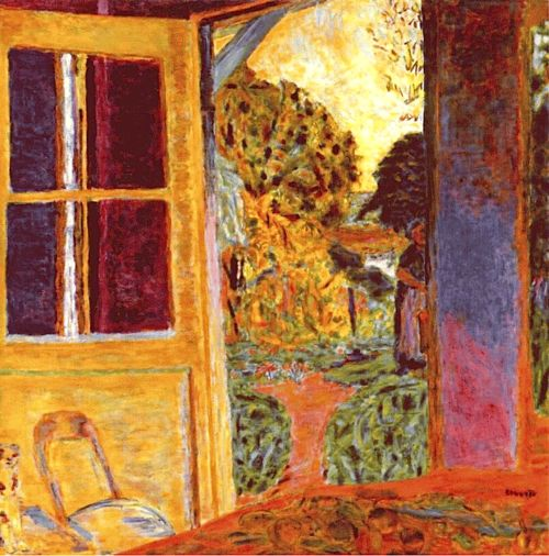 1000 images about artist bonnard pierre on pinterest for Pierre bonnard la fenetre ouverte