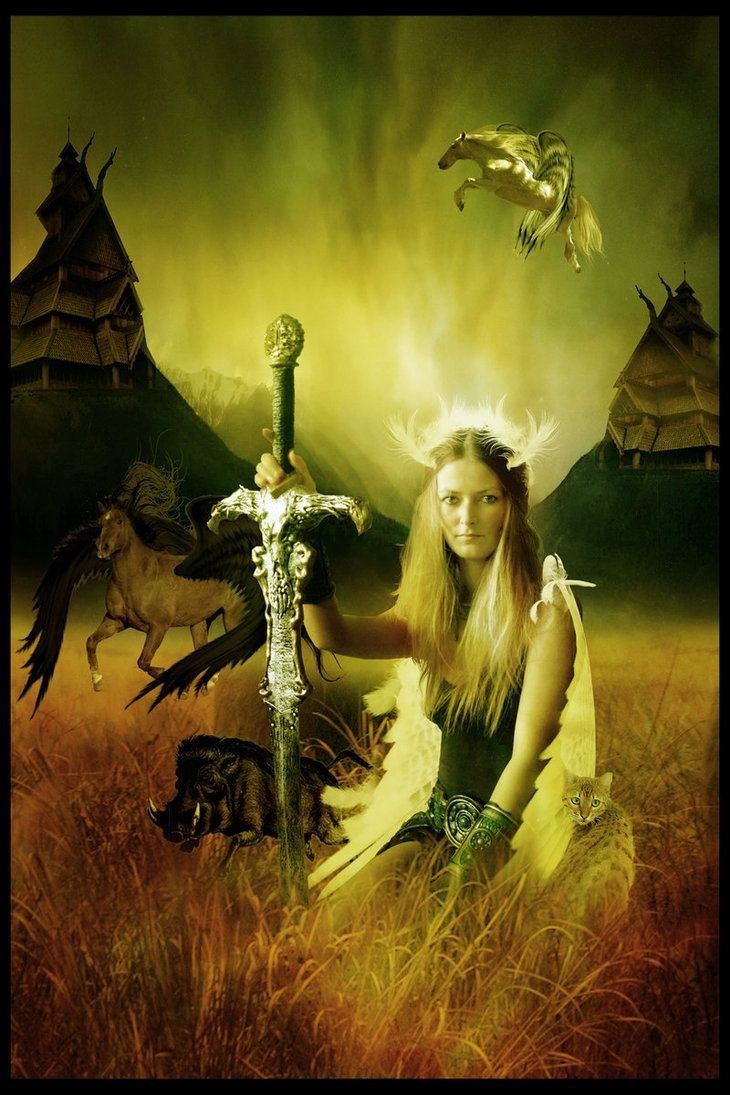 a biography of freya the norse goddess of beauty and love Here are some facts about freya freya is an important goddess in norse mythology her name translates as the lady and she is associated with fertility, love and beauty as well as gold and death she has two daughters who are named hnoss and gersemi, and she has a brother named freyr freyr is.