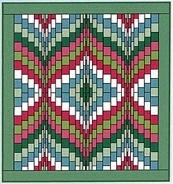 Image result for punto bargello tutorial