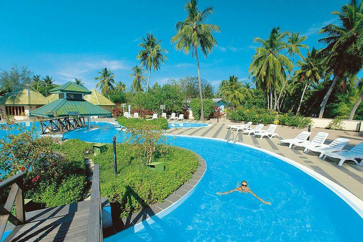 Equator Village, Addu Atoll #maldives #travel