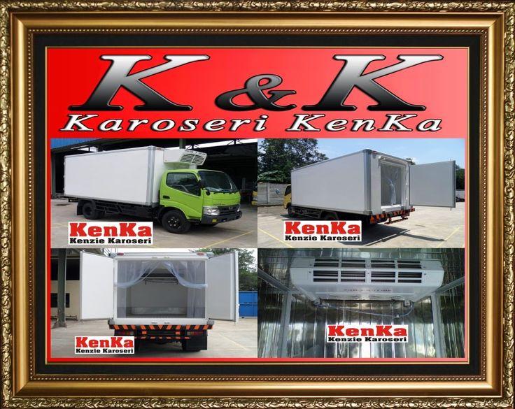 Jual Mobil Niaga Pick Up Truk Box Pendingin Untuk usaha >> MOBIL PENDINGIN
