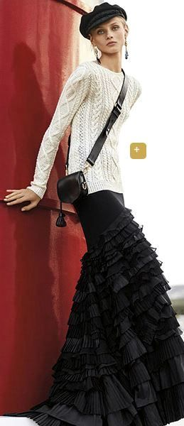 """Ralph Lauren. Modest doesn't mean frumpy. Avoid the Top 10 Fashion & Style Mistakes (free eBook): http://eepurl.com/4jcGX Do your clothing choices, manners, and poise portray the image you want to send? """"Dress how you wish to be dealt with!"""" (E. Jean) http://www.colleenhammond.com/"""