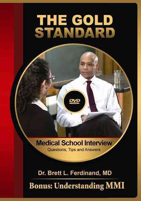 The Standard Medical School Interview: Questions, Tips and Answers
