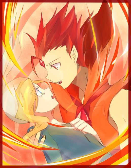 Flame Prince and Fionna, Adventure Time
