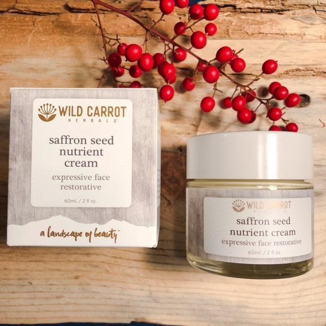 WCH's Saffron Seed Cream