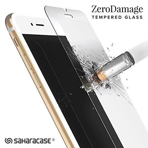 iPhone 8 and iPhone 7, 6, 6s ZeroDamage Tempered Glass Screen Protector with (Installation Tool) .33m [Smooth Edge] Fits Apple iPhone 8, 7, 6, 6S - SaharaCase  https://topcellulardeals.com/product/iphone-8-and-iphone-7-6-6s-zerodamage-tempered-glass-screen-protector-with-installation-tool-33m-smooth-edge-fits-apple-iphone-8-7-6-6s-saharacase/  Fits Apple iPhone 8, 7, 6/6S: Alignment Tool helps guide the Tempered Glass into correct position 3D touch compatible, dust-free, bubb