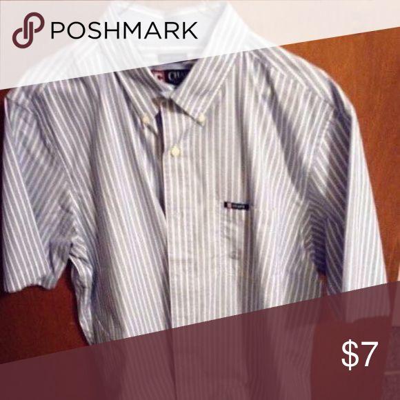 Chaps men's size large shirt NWOT Chaps men's size large shirt NWOT Chaps Shirts Casual Button Down Shirts