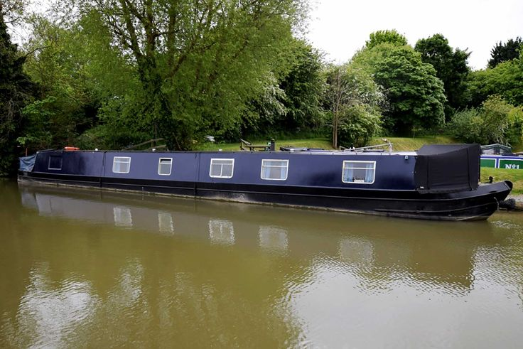 Lying Toad Too - 70ft Cruiser Stern - Rugby Boats