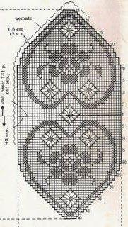Kira scheme crochet: Scheme crochet no. 755