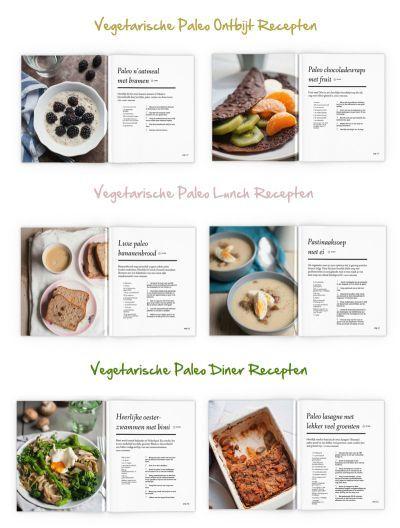 Kun je als vegetariër het paleodieet volgen zonder tekorten in voedingsstoffen op te lopen? Gelukkig is daar nu het boek Vegetarisch Paleo, wat ervoor......
