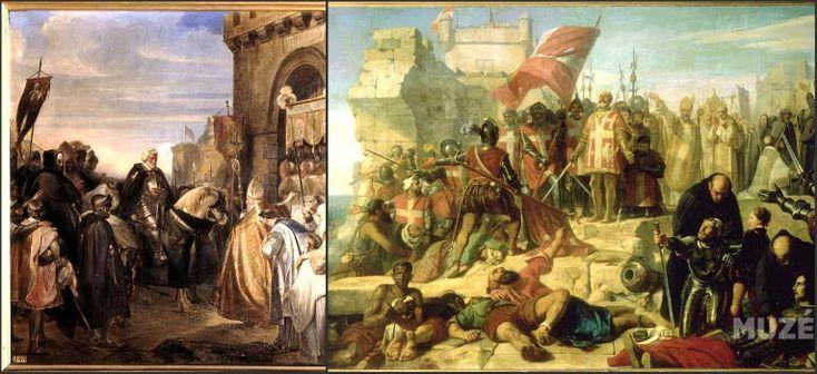 I Cavalieri di Malta costruirono le loro fortune su un'organizzazione complessa e ben strutturata, ottime capacità di governo e, ovviamente, militari.