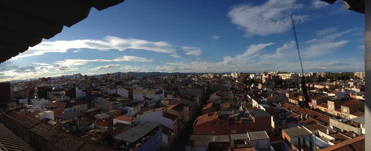 Benifa #skyline #landscape
