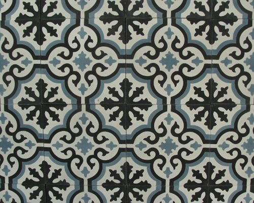 Marrakech 1 portugese tegels