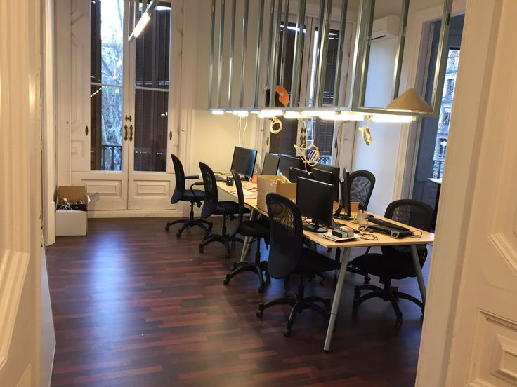 Apiumhub moved to the new office, Barcelona 2017    Apium (@Apiumtech) | Twitter