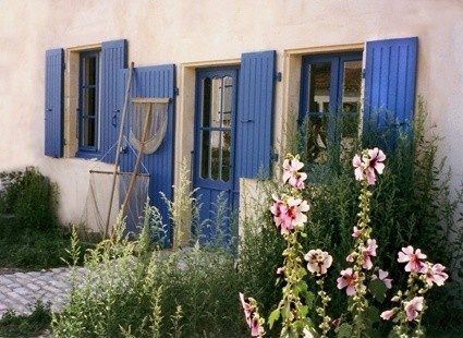 10 best images about couleur volets on pinterest villas blue shutters and - Maison couleur provence ...