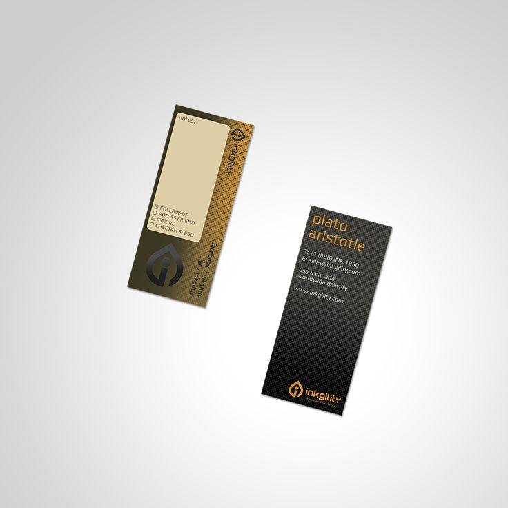 11 best mini slim cut business cards premium collection images mini business cards colourmoves