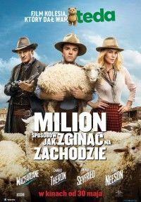 Milion sposobów, jak zginąć na Zachodzie / A Million Ways to Die in the West (2014) Oryginał