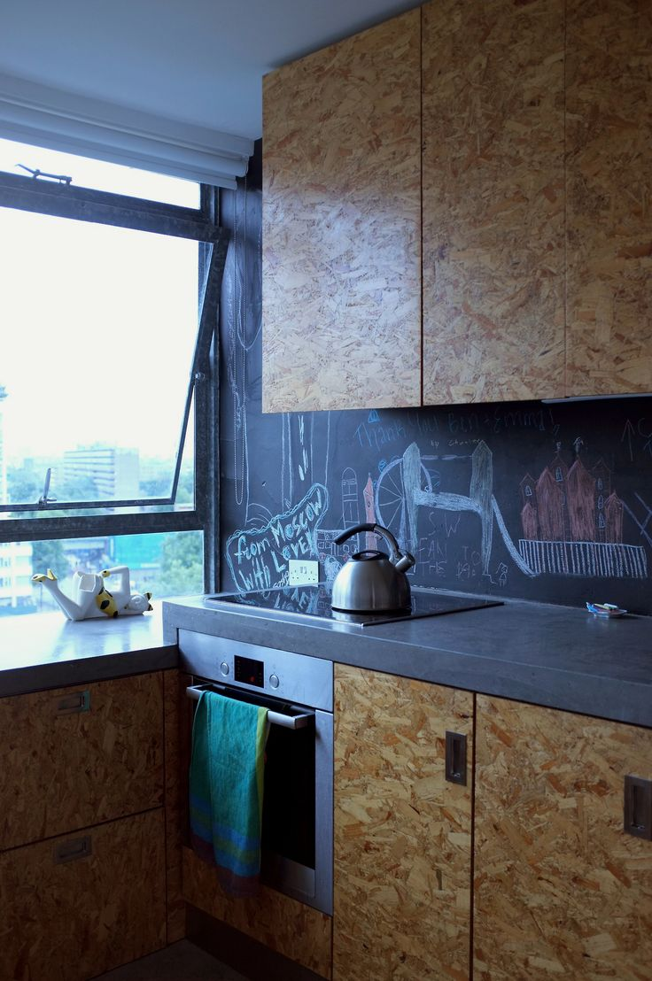 Chipboard Kitchen Cabinets The 25 Best Ideas About Osb Board On Pinterest Painted Patio