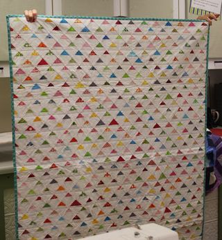 Up, Up & Away quilt, from the book Sunday Morning Quilts