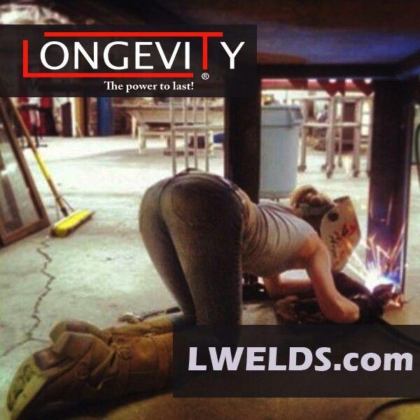 #chicks #chicksofinstagram #girlsofinstagram #girlswhoweld #welder #longevity…