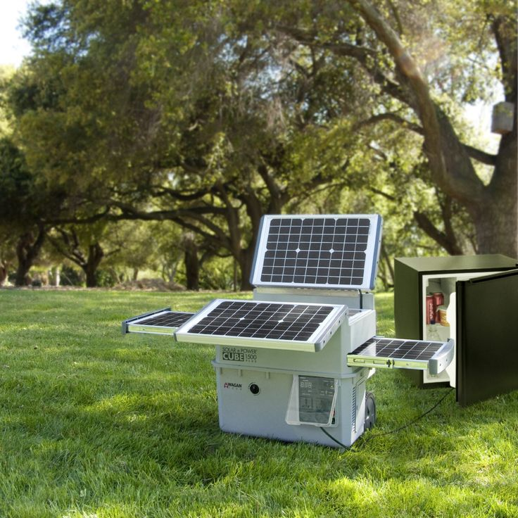 17 Best Images About Portable Solar Generator On Pinterest